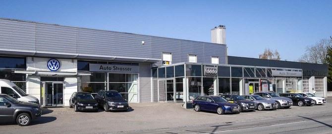 Auto Strasser GmbH & Co KG